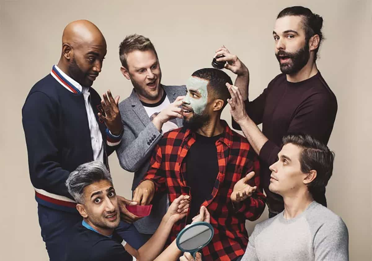 How Men in the Media are Creating a Healthy Image of Masculinity: A Tale of Queer Eye, Tough Guys, and Broken Kitchen Appliances