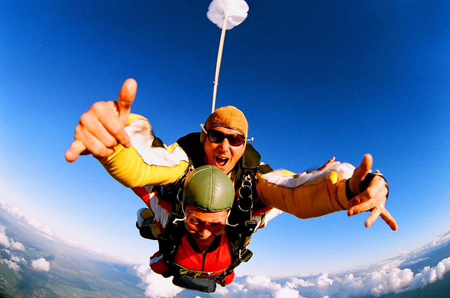 Start the Year Off Adventurous: 15 Dates Out of Your Comfort Zone